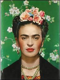 Quelle est la nationalité du peintre Frida Kahlo ?