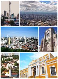 Où se situe Cuiabá ?