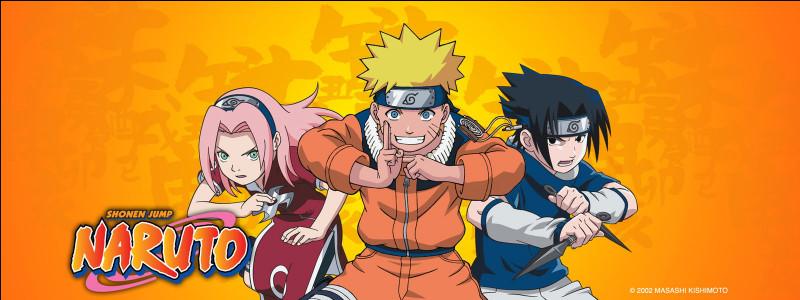 Naruto fait partie de quelle équipe ?