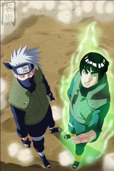 Quel sensei a Naruto ?