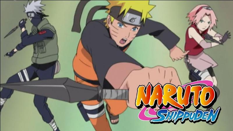 Quelles armes a Naruto ?