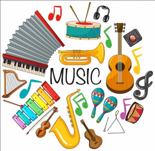 Quel est l'instrument symbole de la Louisiane ?