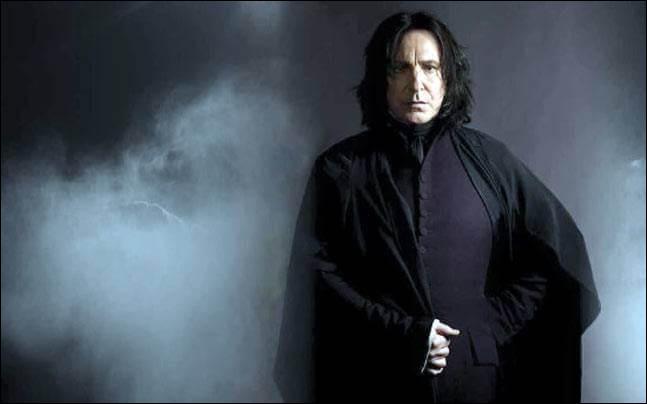 Severus Rogue est gay.