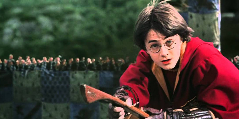 Quiz de rapidité ''Harry Potter''