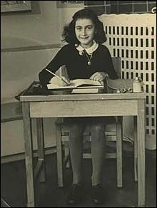 Histoire - Quelle était la nationalité d'Anne Frank, célèbre pour son journal intime écrit pendant la Deuxième Guerre mondiale ?