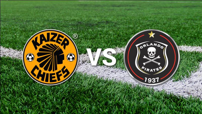 Dans quel pays sommes-nous au derby Orlando Pirates / Kaizer Chiefs ?