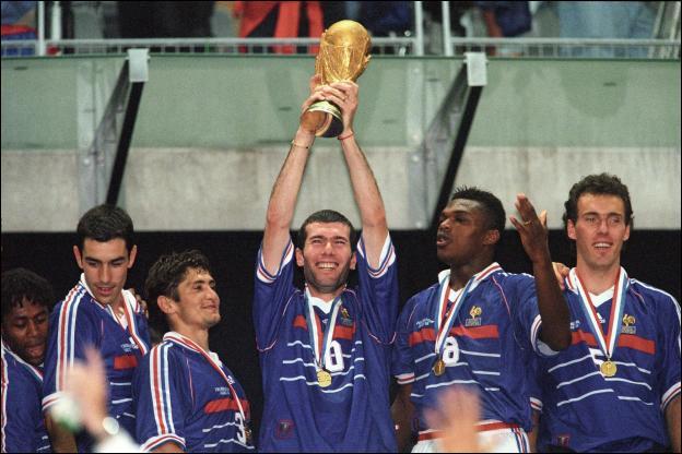 Qui était le sélectionneur de l'équipe de France lors de la Coupe du monde 1998 ?