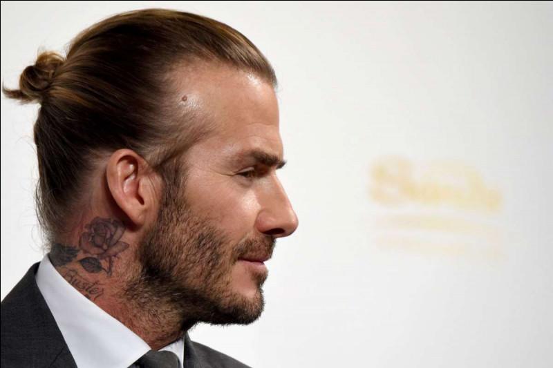 En janvier 2018, David Beckham est devenu propriétaire d'un club de Major League Soccer (États-Unis). De quel club s'agit-il ?
