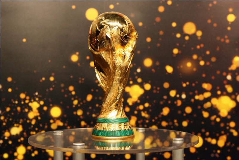 Quel pays a organisé la Coupe du monde 2018 ?