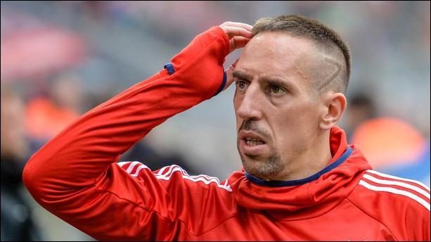 Dans quel club joue actuellement Franck Ribéry ?