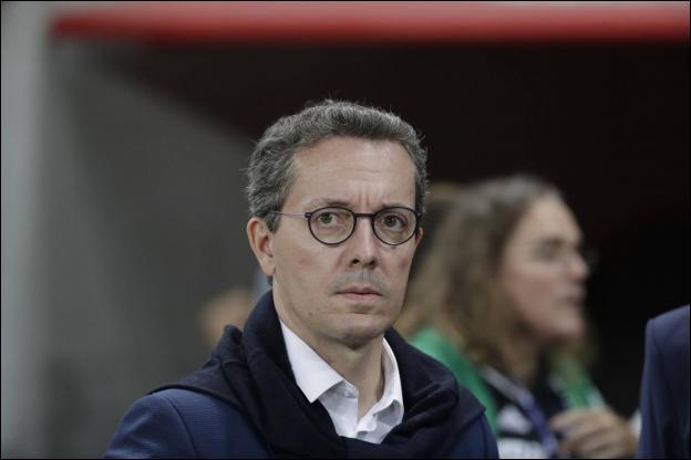 Qui est le président actuel de l'Olympique de Marseille ?