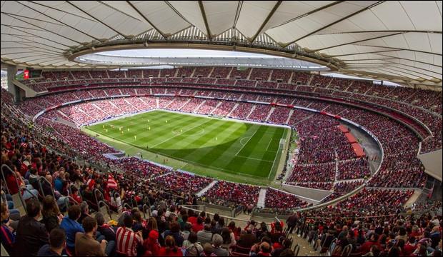 Quel club joue au Wanda Metropolitano ?