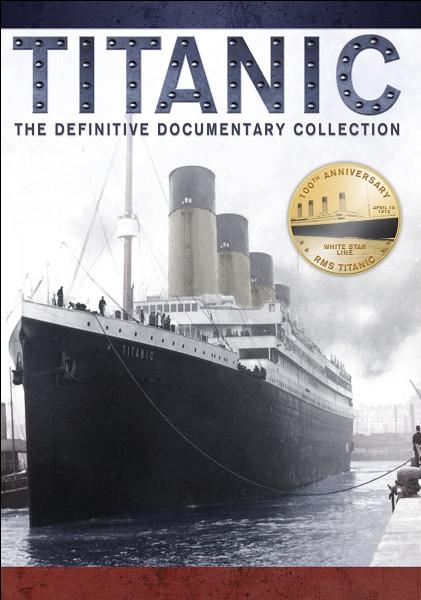 En quelle année la catastrophe du Titanic a-t-elle eu lieu ?