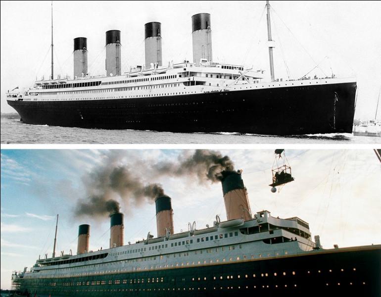 Quel est le nom du bateau qui a secouru les passagers du Titanic ?
