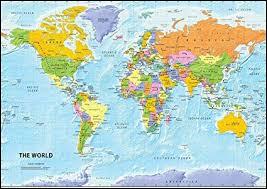 De quel continent viens-tu ?