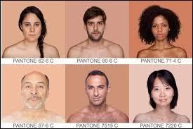 Comment est ton teint de peau ?