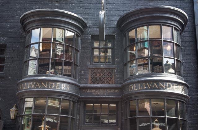 Ollivander - Ta baguette magique