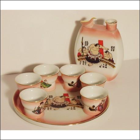 La boisson japonaise, saké, est...