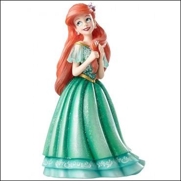 Dans ''la Petite Sirène'', que perd Ariel en échange de jambes ?
