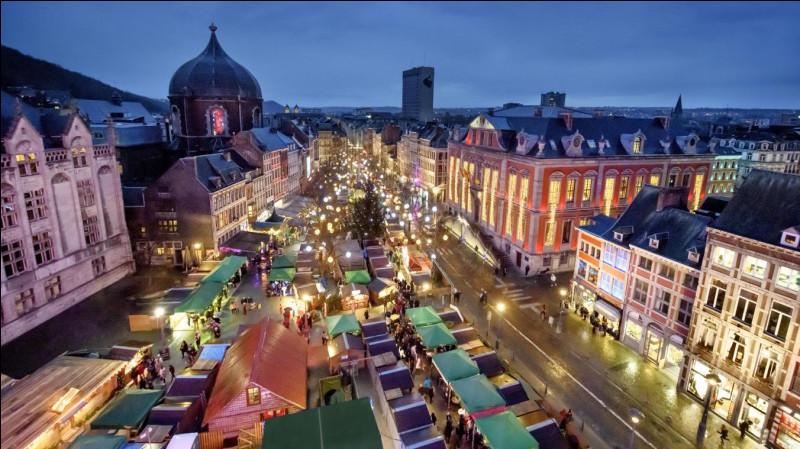 Nommez le pays de Liège.