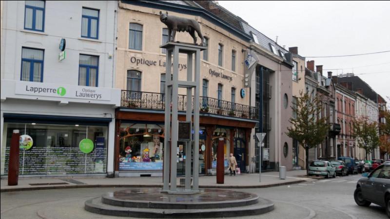 Cochez le bon pays de la Louvière.