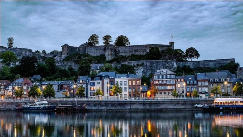 Identifiez le pays de Namur.
