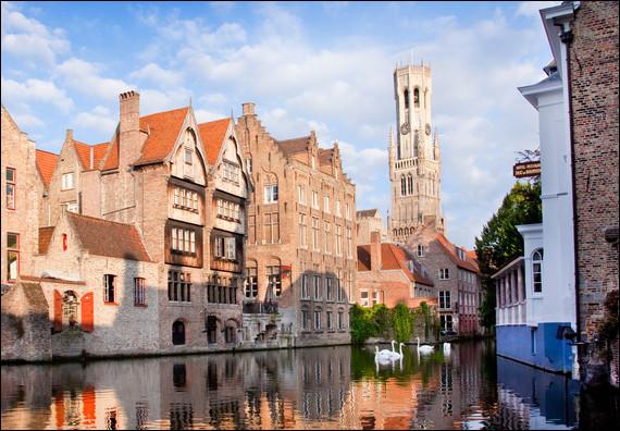 Comment s'appelle le pays de Bruges ?