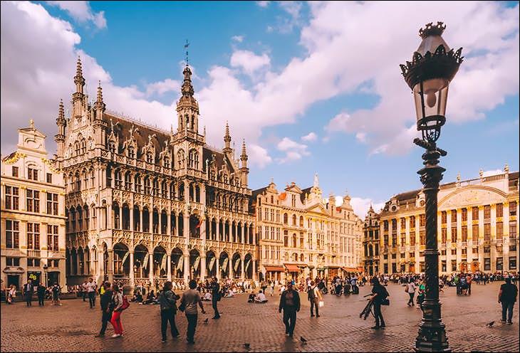 Bruxelles est la capitale de la :