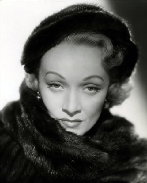 Quelle est la première nationalité de Marlène Dietrich ?