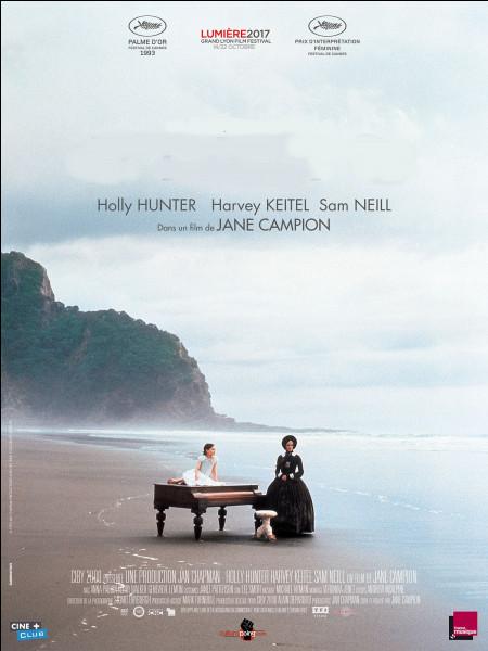 Quel est ce film qui a reçu la Palme d'or au Festival de Cannes en 1993 ?