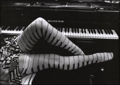 """Qui chantait """"Je tuerai la pianiste"""" ?"""
