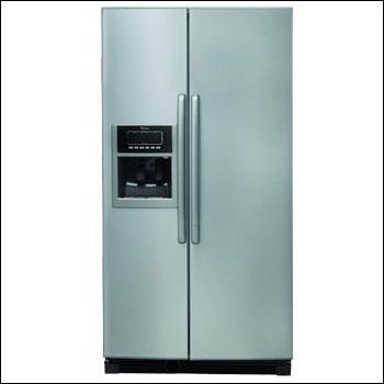 Combien coûte le frigo américain Whirlpool WSE5530X ?