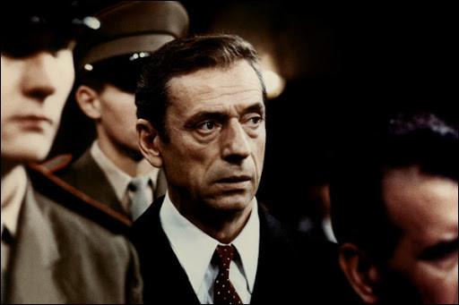Ce film politique, réalisé par Costa-Gavras, adapté du livre du même nom d'Artur London, avec Yves Montand dans le rôle principal, c'est :