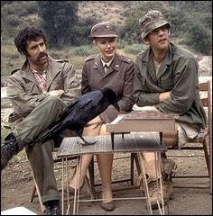 Mash, film américain qui a reçu la Palme d'or au Festival de Cannes 1970, est un film réalisé par ...