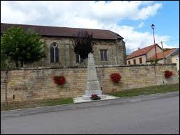 Village Vosgien, Villotte se situe dans l'ex région ...