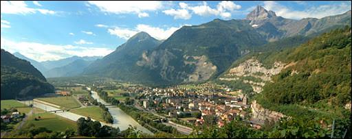 Combien y a-t-il d'habitants dans la commune de Saint-Maurice?