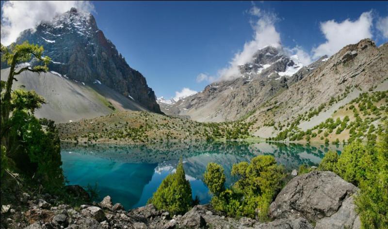 Quelle est la capitale du Tadjikistan ?