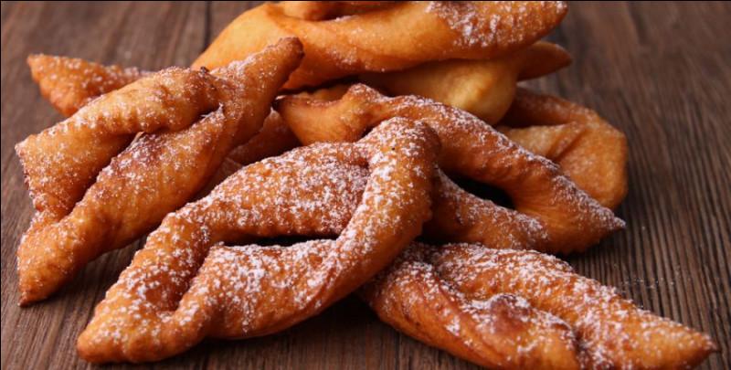 Quel beignet traditionnel du Lyonnais est cité par Rabelais dans sa première édition de Pantagruel en 1532 ?