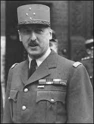 Qui est ce Pierre, général de corps d'armée, maréchal de France, chef des Forces françaises de l'intérieur (F.F.I.) puis commandant en chef de la zone d'occupation française en Allemagne, mort en 1970 ?
