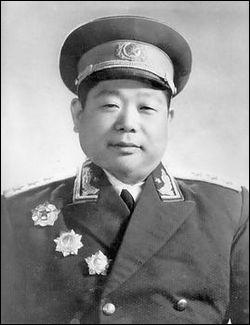 Qui est ce Chen, général de l'armée populaire chinoise de libération puis actif dans l'élimination de la bande des quatre après la mort de Mao Zedong en 1976, mort en 1999 ?