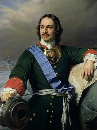 Quelle ville a été la capitale de l'empire Russe de 1712 jusqu'en 1917 ?