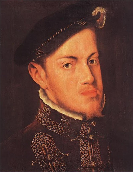 Quel fils de Charles Quint, a été roi d'Espagne, de Naples et de Sicile, archiduc d'Autriche, duc de Milan, prince souverain des Pays-Bas, roi de Portugal et roi d'Angleterre (Jure uxoris) ?