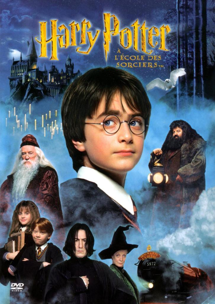 Quiz sur le premier film Harry Potter