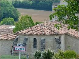 Village néo-aquitain, dans l'ancienne région Aquitaine, Coulx se situe dans le département ...