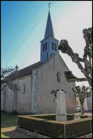 Commune Berrichonne, Lissay-Lochy se situe en région ...