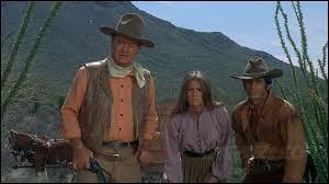 """Ce western, avec John Wayne, déclinaison de """"Rio Bravo"""" est le dernier film réalisé par Howard Hawks. C'est ..."""