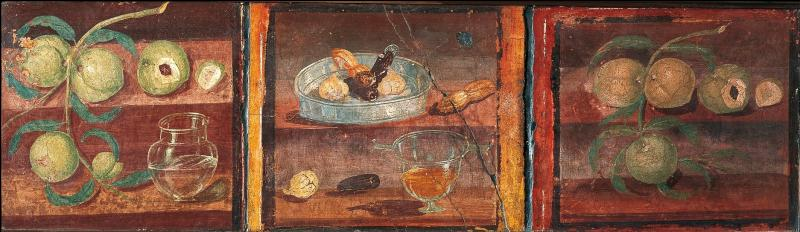 La cuisine romaine nous est parvenue par le traité gastronomique de Marcus Gavius Apicius. Lequel des aliments suivants n'était pas connu des romains ?