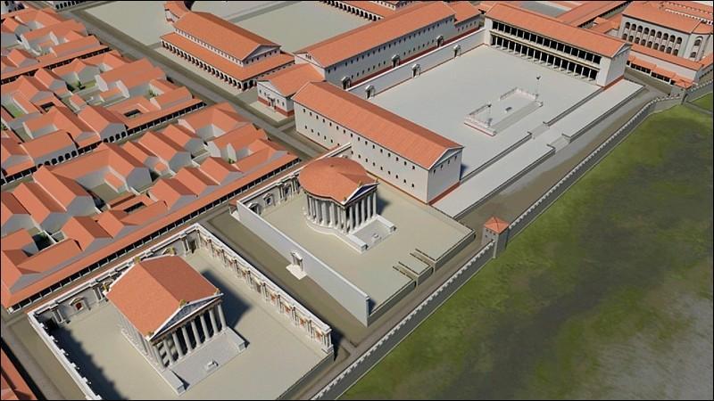 Les romains fondèrent de nombreuses colonies dans l'empire. Une seule d'entre elles doit son nom à une femme, laquelle ?