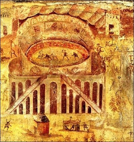 De nombreux amphithéâtres furent construits par les romains en Gaule. Laquelle de ces arènes était la plus vaste ?