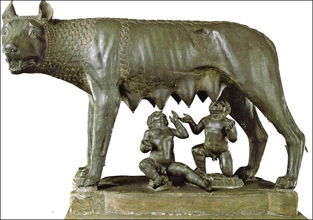 L'origine légendaire de Rome veut que Romulus, fils de Rhea Silvia, elle-même fille du roi d'Albe, Numitor, fût le fondateur de la ville de Rome. Qui était le père de Romulus ?
